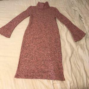 WAYF Maeve Sweater Dress